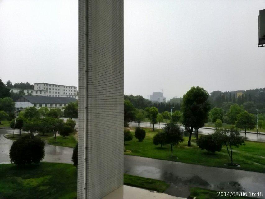 喜逢今夏遇雨 · 有感